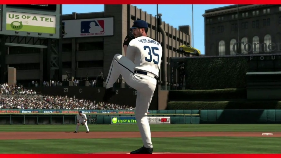 Trailer, Major League Baseball 2K11