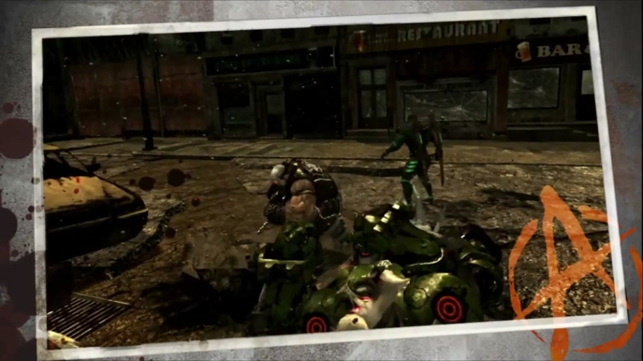Trailer, Anarchy Reigns