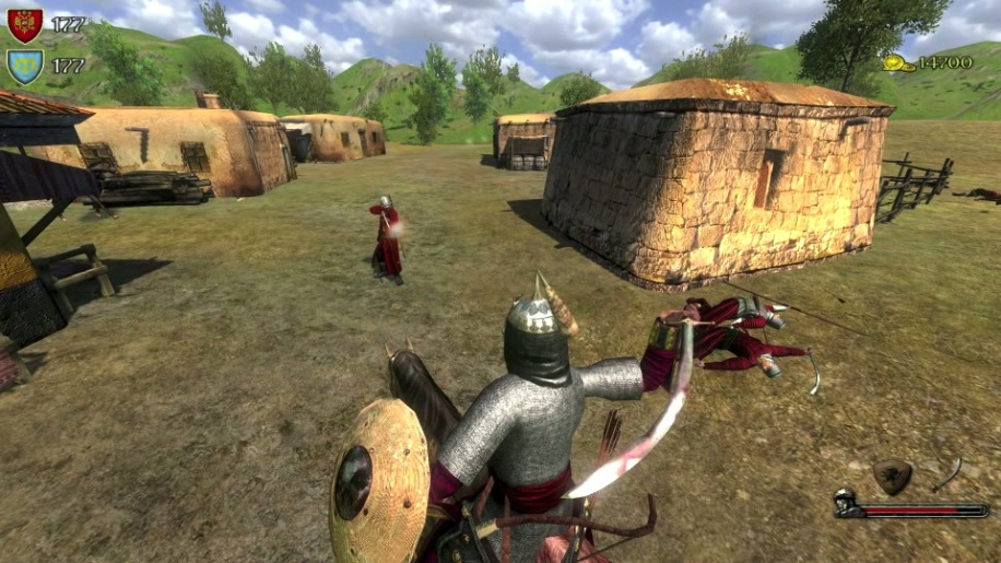 Trailer, Mount & Blade, Fire and Sword