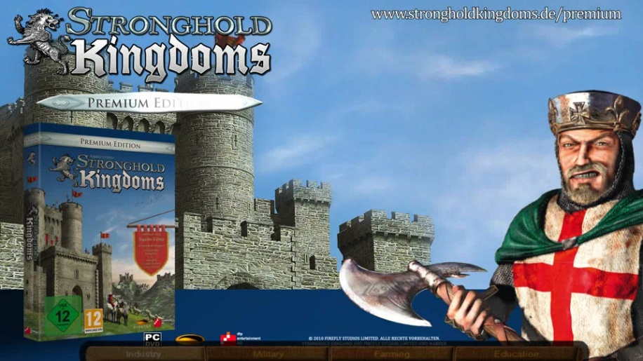 Trailer, Stronghold Kingdoms