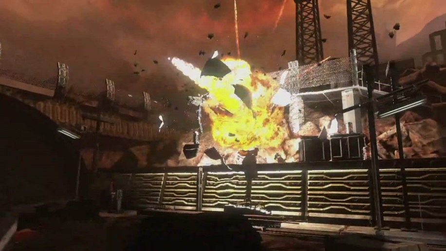 Trailer, Red Faction, Armageddon