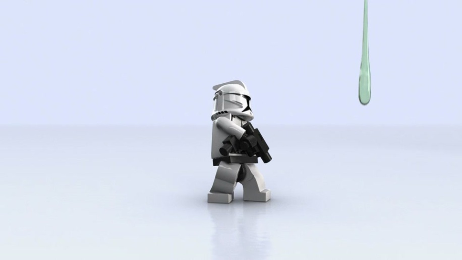 Trailer, The Clone Wars, Lego Star Wars III