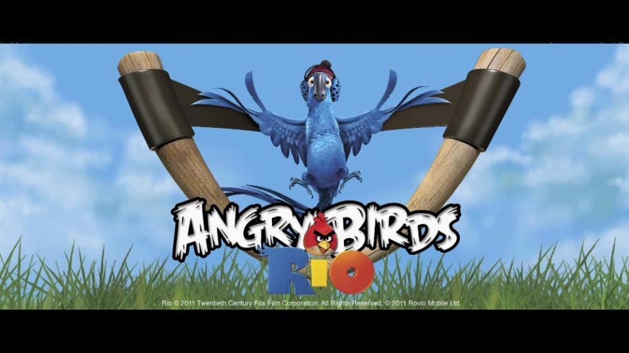 Trailer, Angry Birds