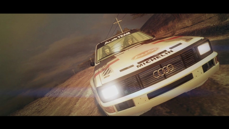 Gameplay, DiRT 3