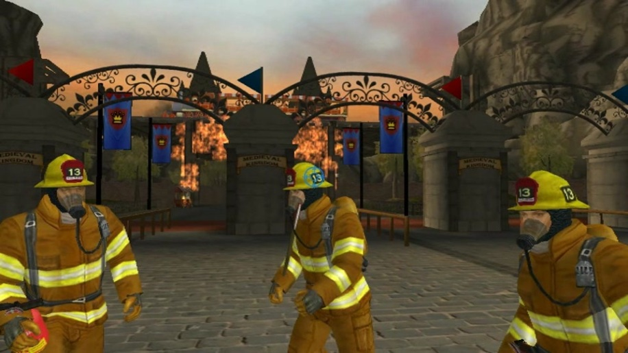 Gameplay, Real Heroes, Firefighters