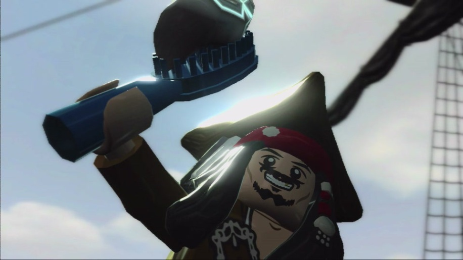 Trailer, Das Videospiel, LEGO Pirates of the Caribbean