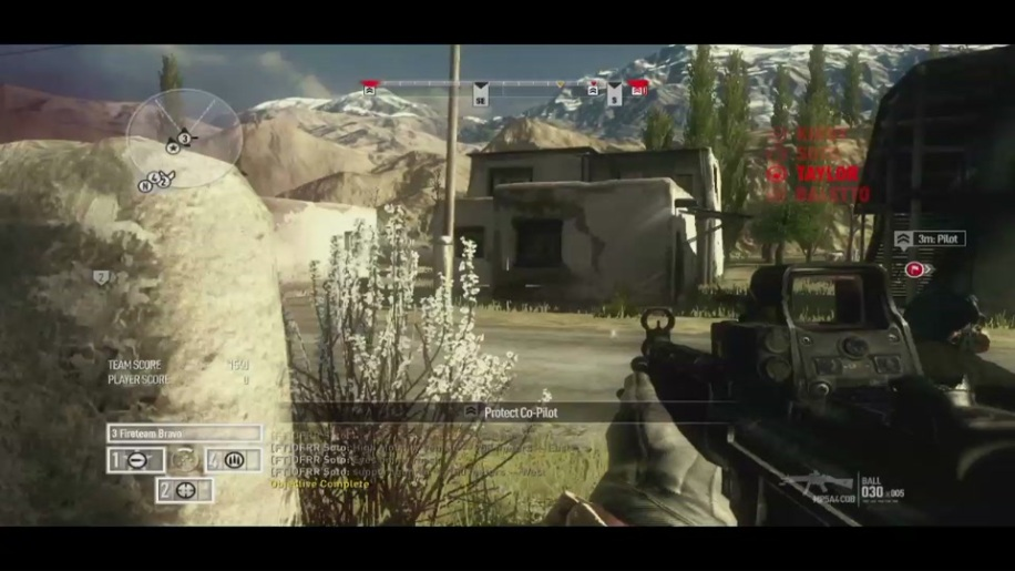 Gameplay, Operation Flashpoint, Red River