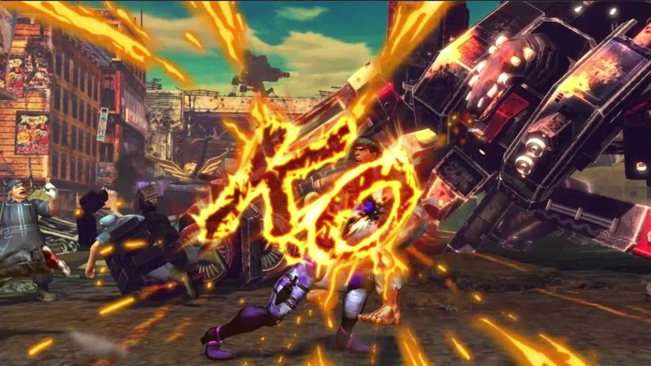 Gameplay, Street Fighter X Tekken