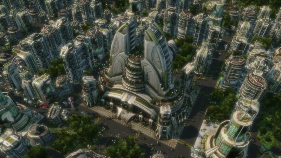 Trailer, Ubisoft, Zukunft, Anno 2070, Anno, Related Designs