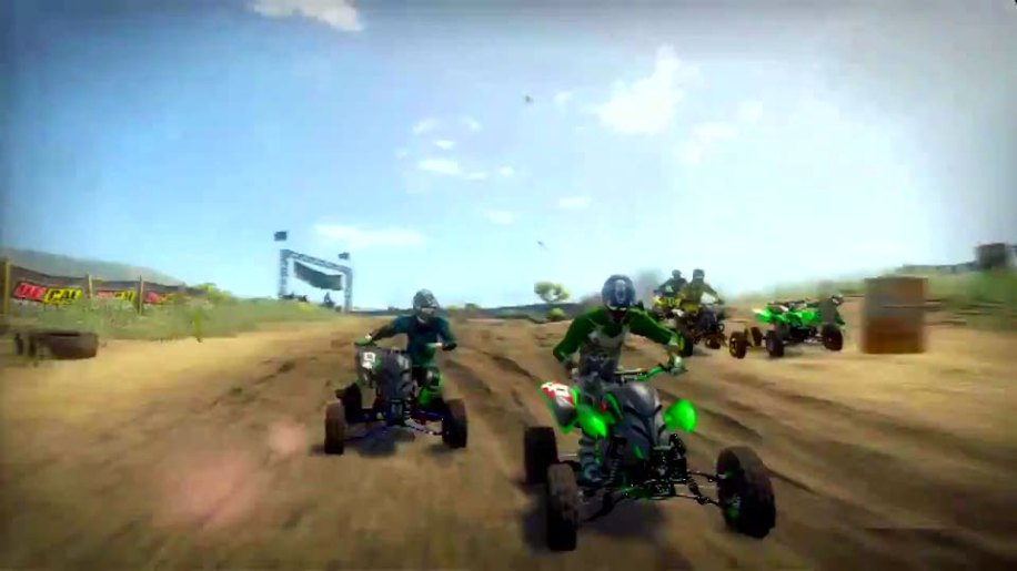 Trailer, MX vs. ATV Alive