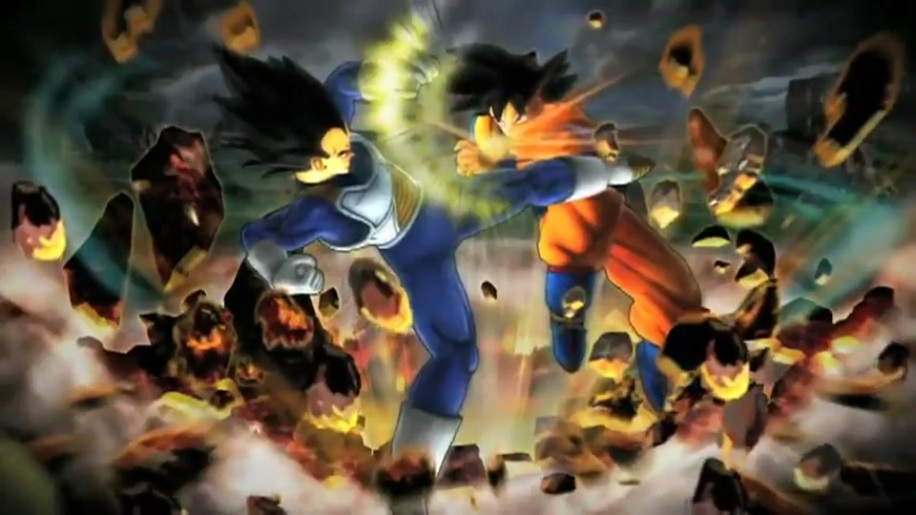 Trailer, Dragon Ball Game Project Age 2011