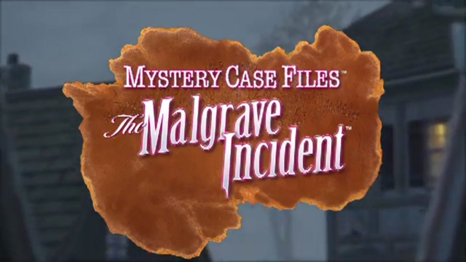 Trailer, Mystery Case Files - The Malgrave Incident