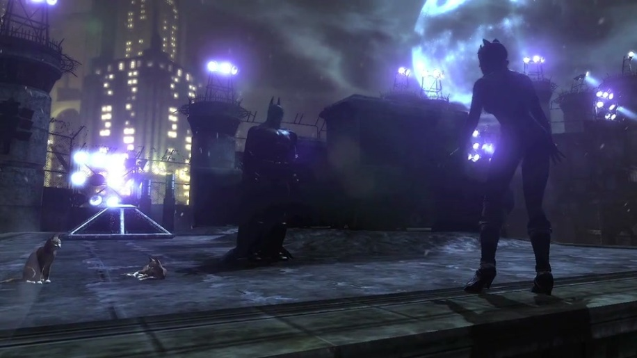 Trailer, Batman, Arkham City