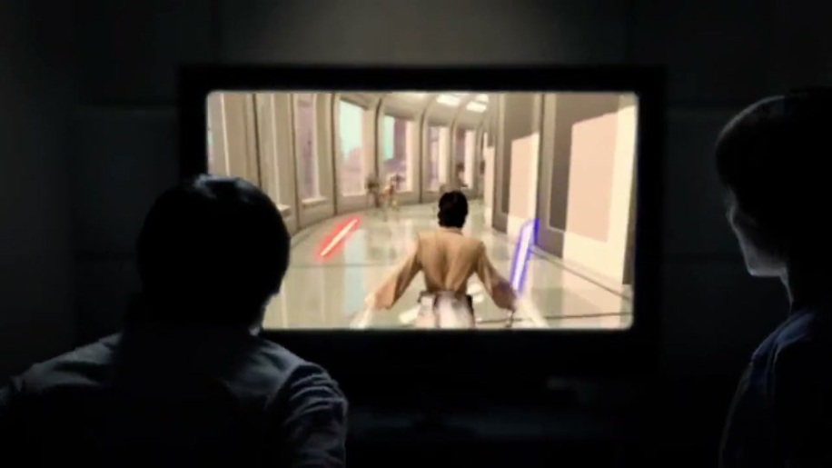 Trailer, E3, E3 2011, Kinect Star Wars