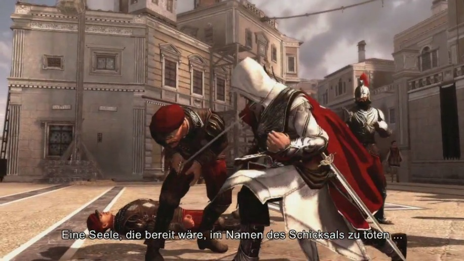 Trailer, Assassin's Creed, Brotherhood
