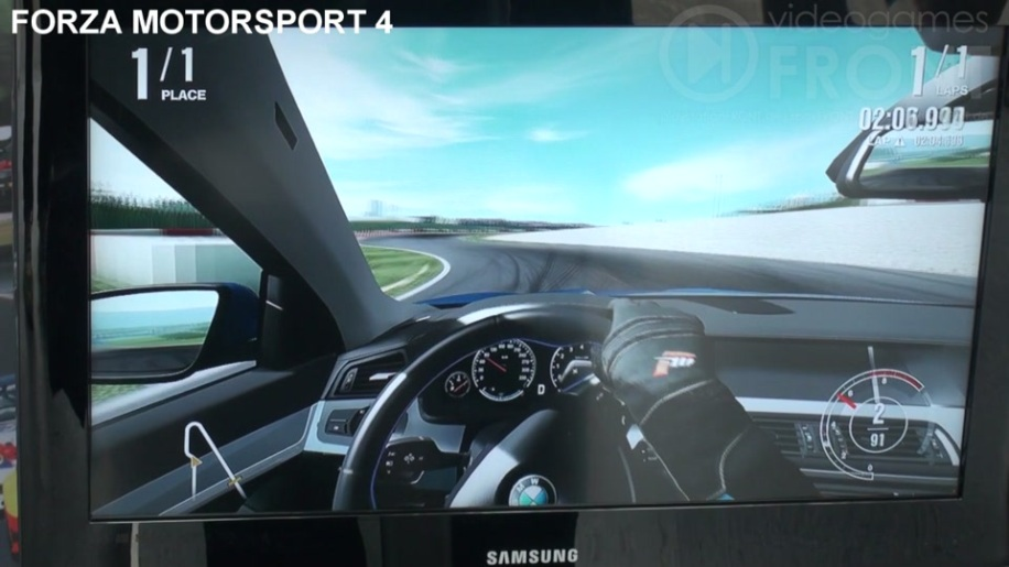 Gameplay, Forza Motorsport 4