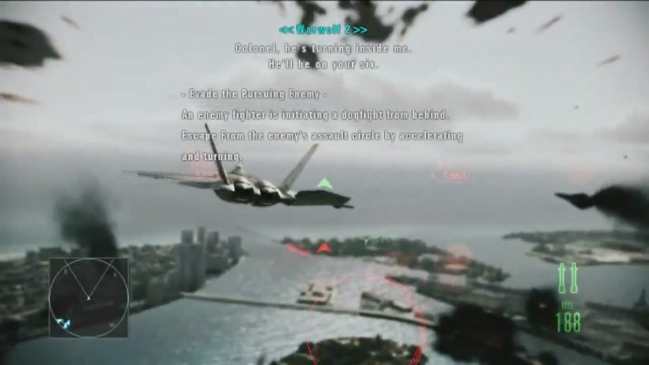Gameplay, Ace Combat Assault Horizon
