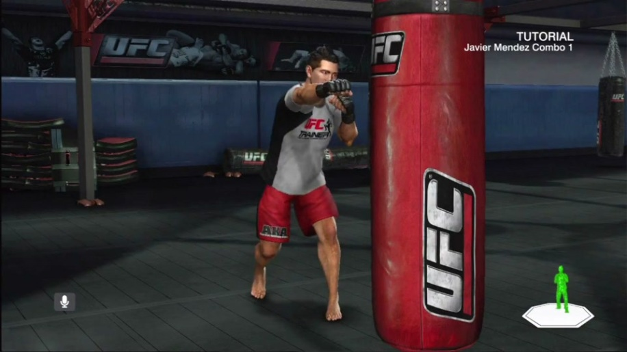 Trailer, UFC Personal Trainer