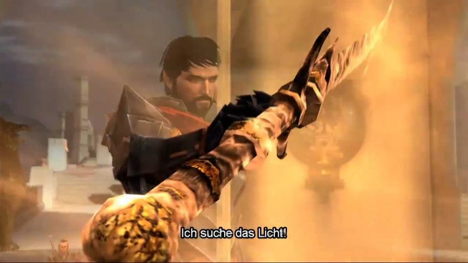 Trailer, Dragon Age 2