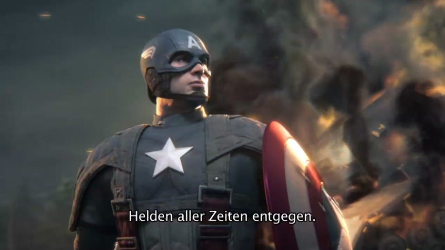 Trailer, Captain America, Super Soldier