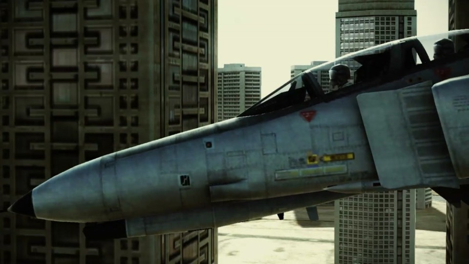 Trailer, Ace Combat Assault Horizon