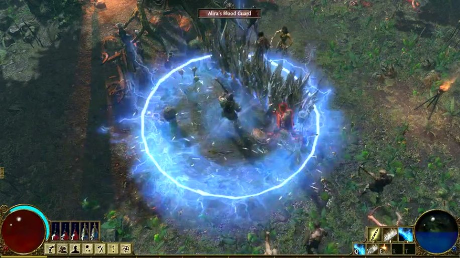 Gameplay, Path of Exile