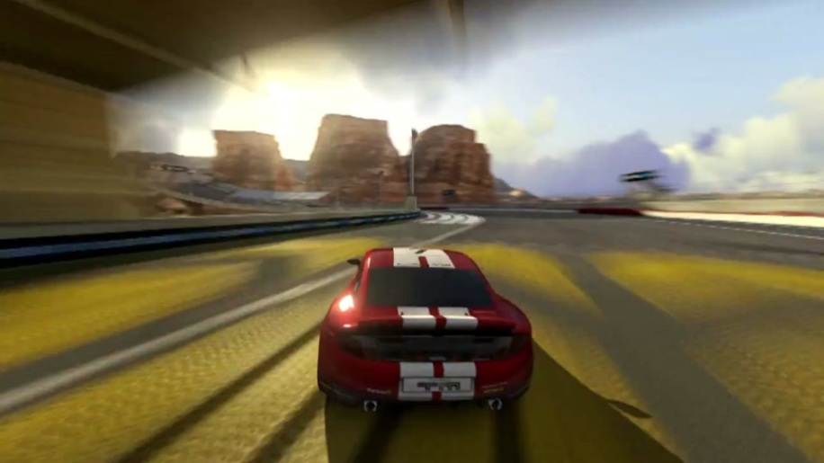 Gameplay, Trackmania 2, Canyon