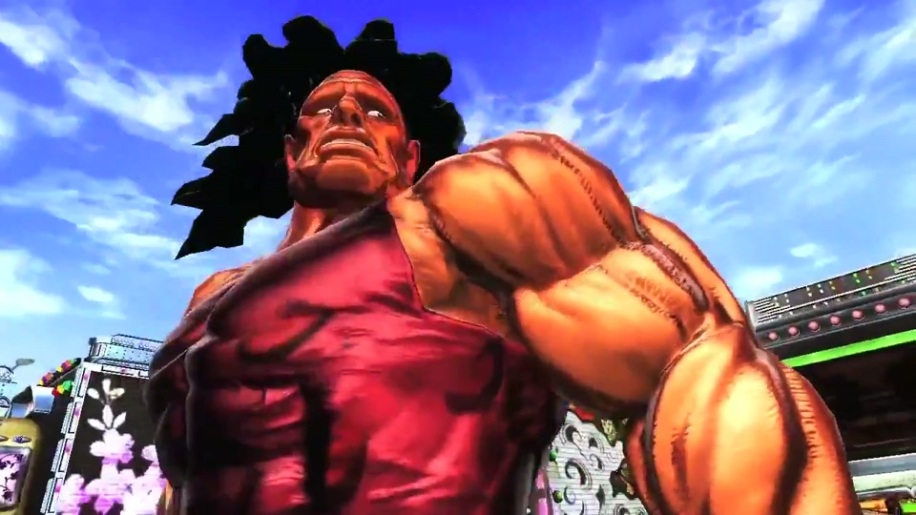 Trailer, Gamescom, Gamescom 2011, Street Fighter X Tekken