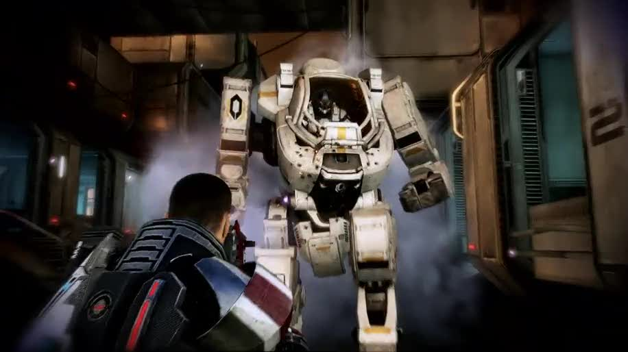 Trailer, Electronic Arts, Ea, Gamescom, Gamescom 2011, MASS EFFECT 3, Mass Effect