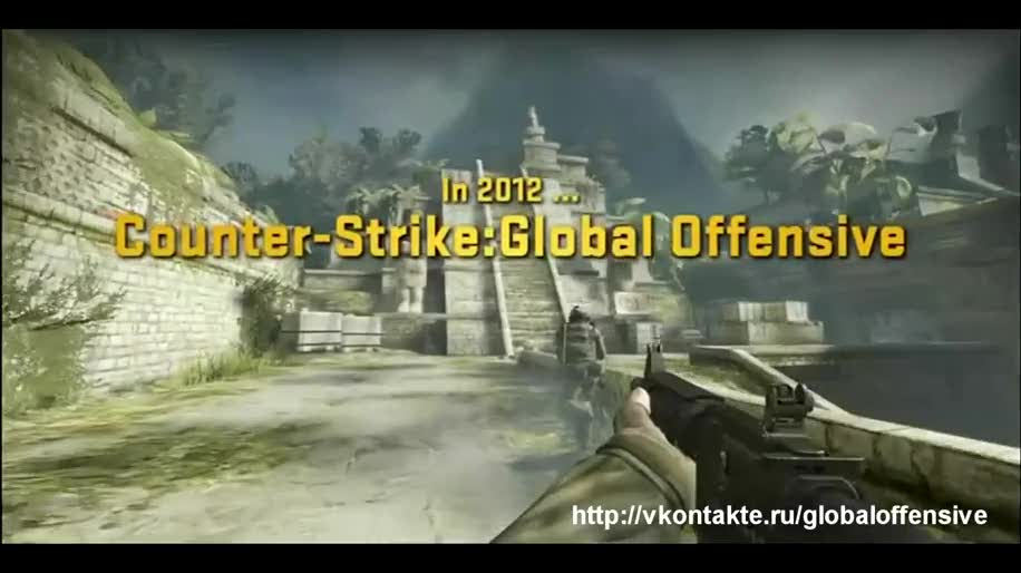 Trailer, Valve, Multiplayer, Global Offensive, Counter-Strike