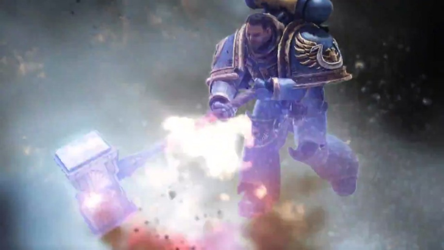 Trailer, Warhammer 40k, Space Marine