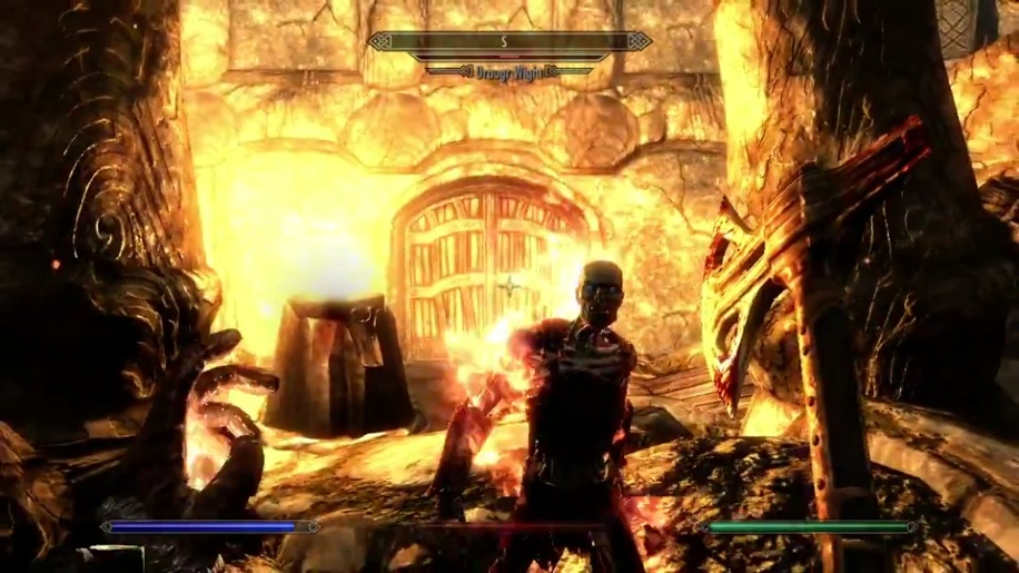 Gameplay, Skyrim, The Elder Scrolls V
