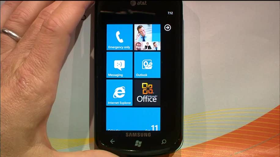 Microsoft, Office, Windows Phone 7.5, Mango