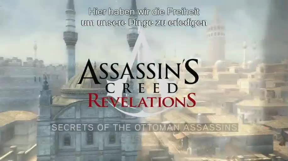 Assassin's Creed, Assassins Creed Revelations, Hakenklinge