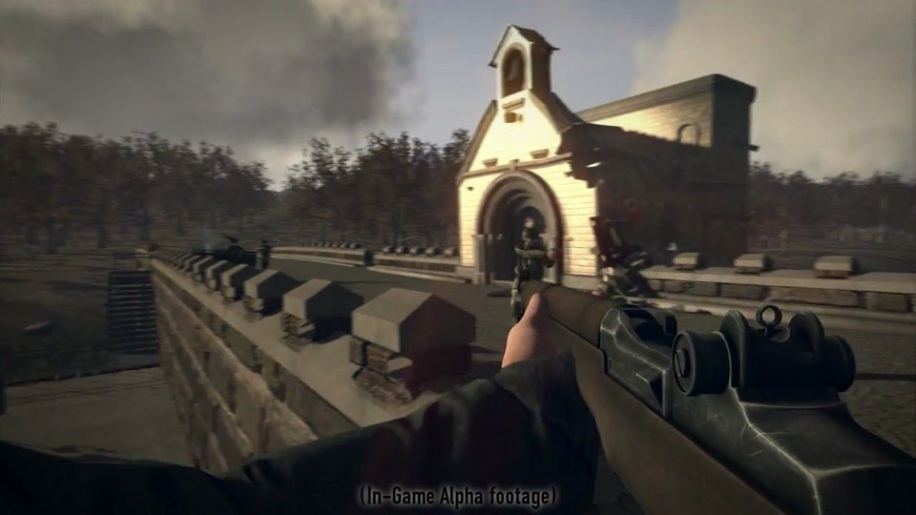 Gameplay, Heroes & Generals