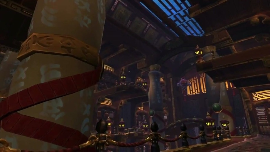 Trailer, World of Warcraft, Mists of Pandaria