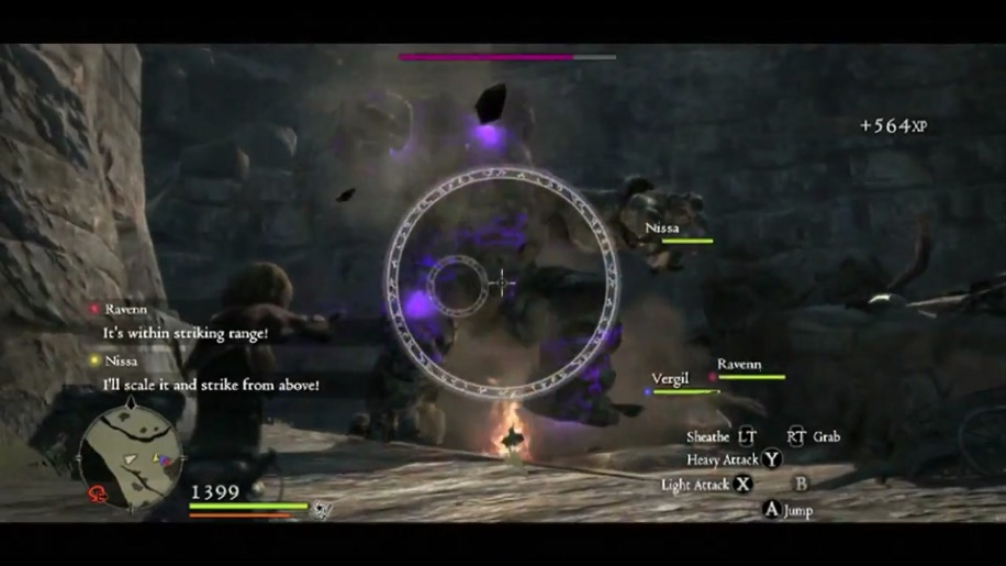 Trailer, Dragon's Dogma
