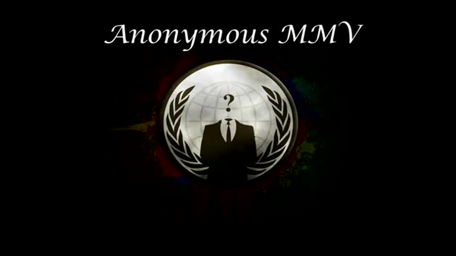 Angriff, Server, Anonymous, Webseite, Israel