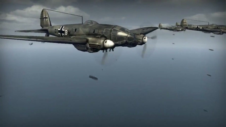 Trailer, Combat Wings, The Great Battles of WWII