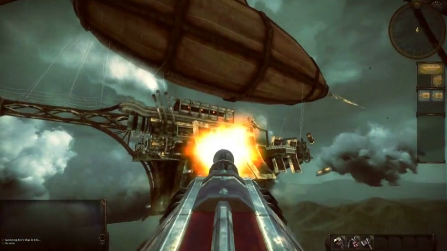 Gameplay, Guns of Icarus Online