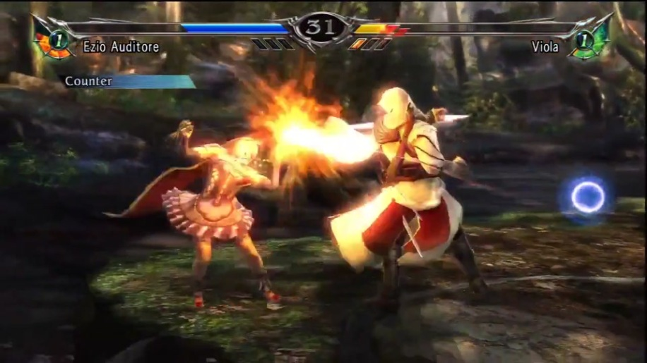 Gameplay, Soul Calibur V
