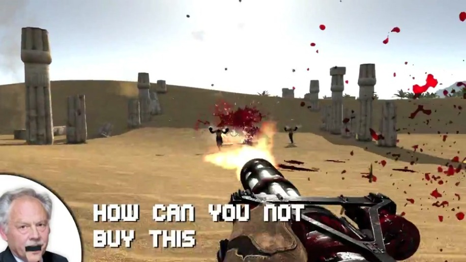 Trailer, Serious Sam 3, BFE