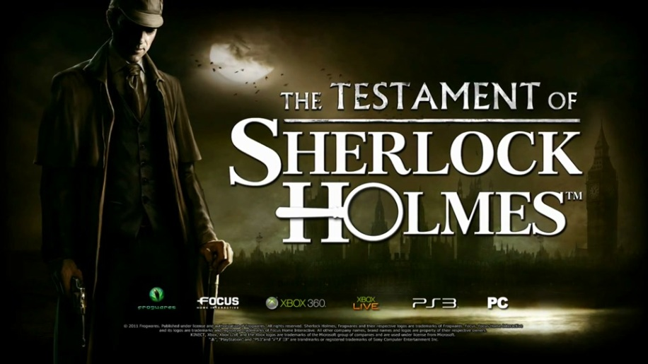 Trailer, The Testament of Sherlock Holmes