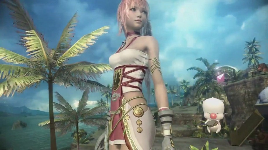 Trailer, Final Fantasy XIII-2