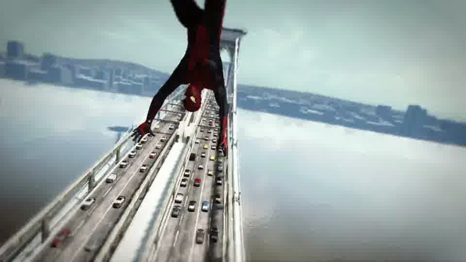Trailer, The Amazing Spider-Man