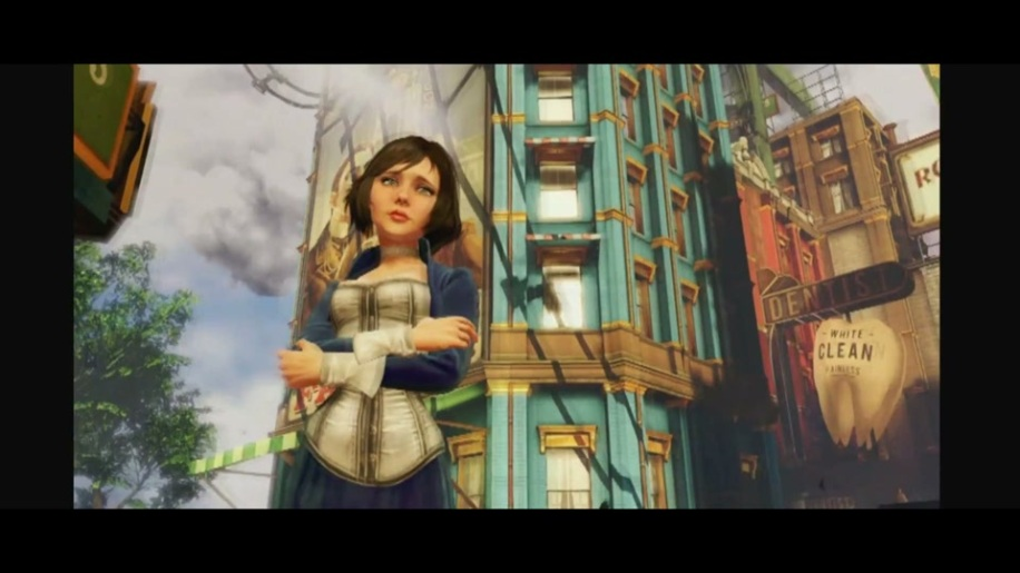 Trailer, Bioshock Infinite