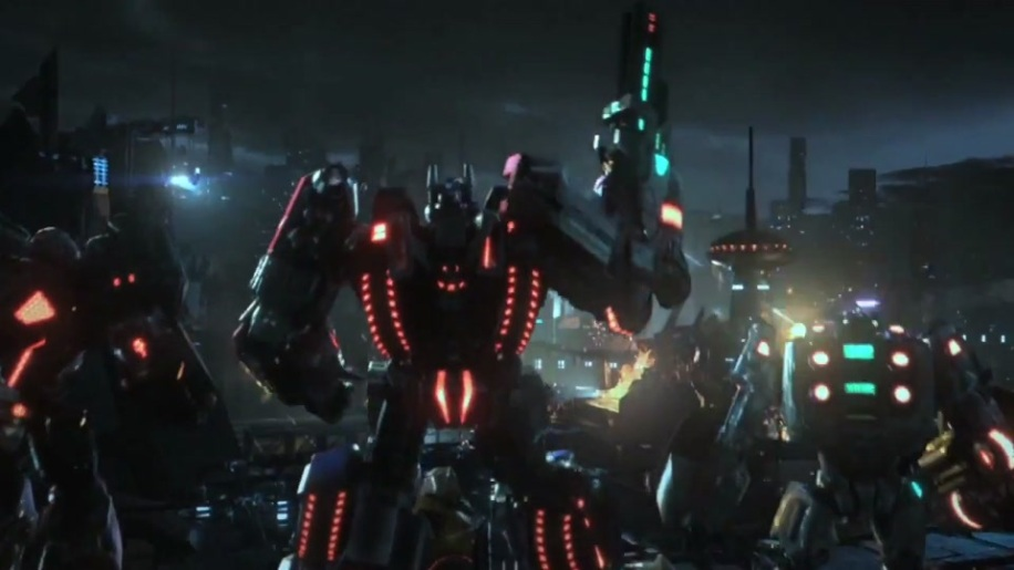 Transformers, Fall of Cybertron