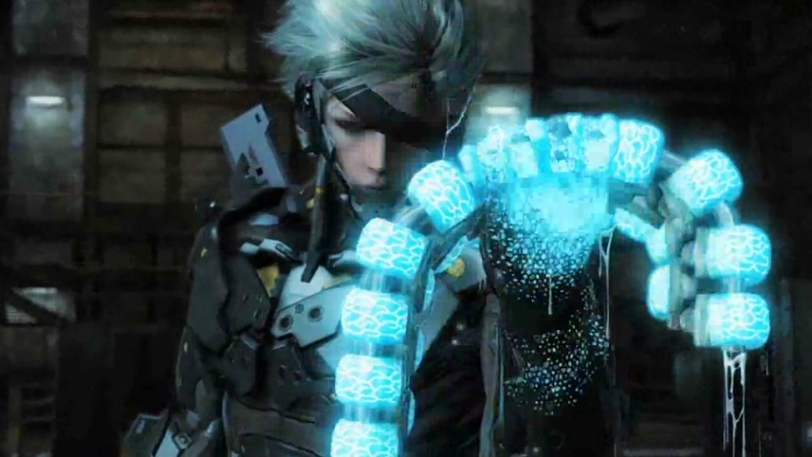 Interview, Metal Gear Rising - Revengeance