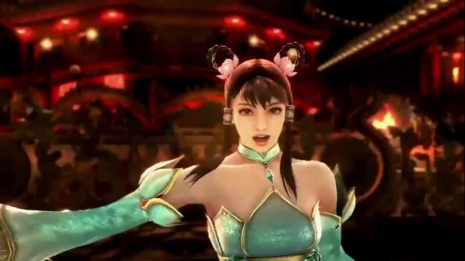 Trailer, Soul Calibur V