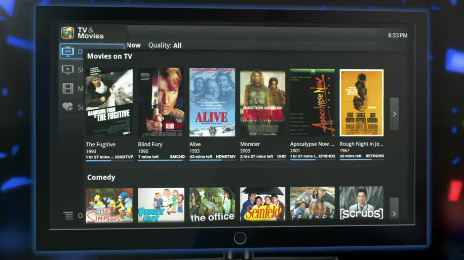 Google, Android, Ces, Fernseher, Honeycomb, Google Tv, CES 2012